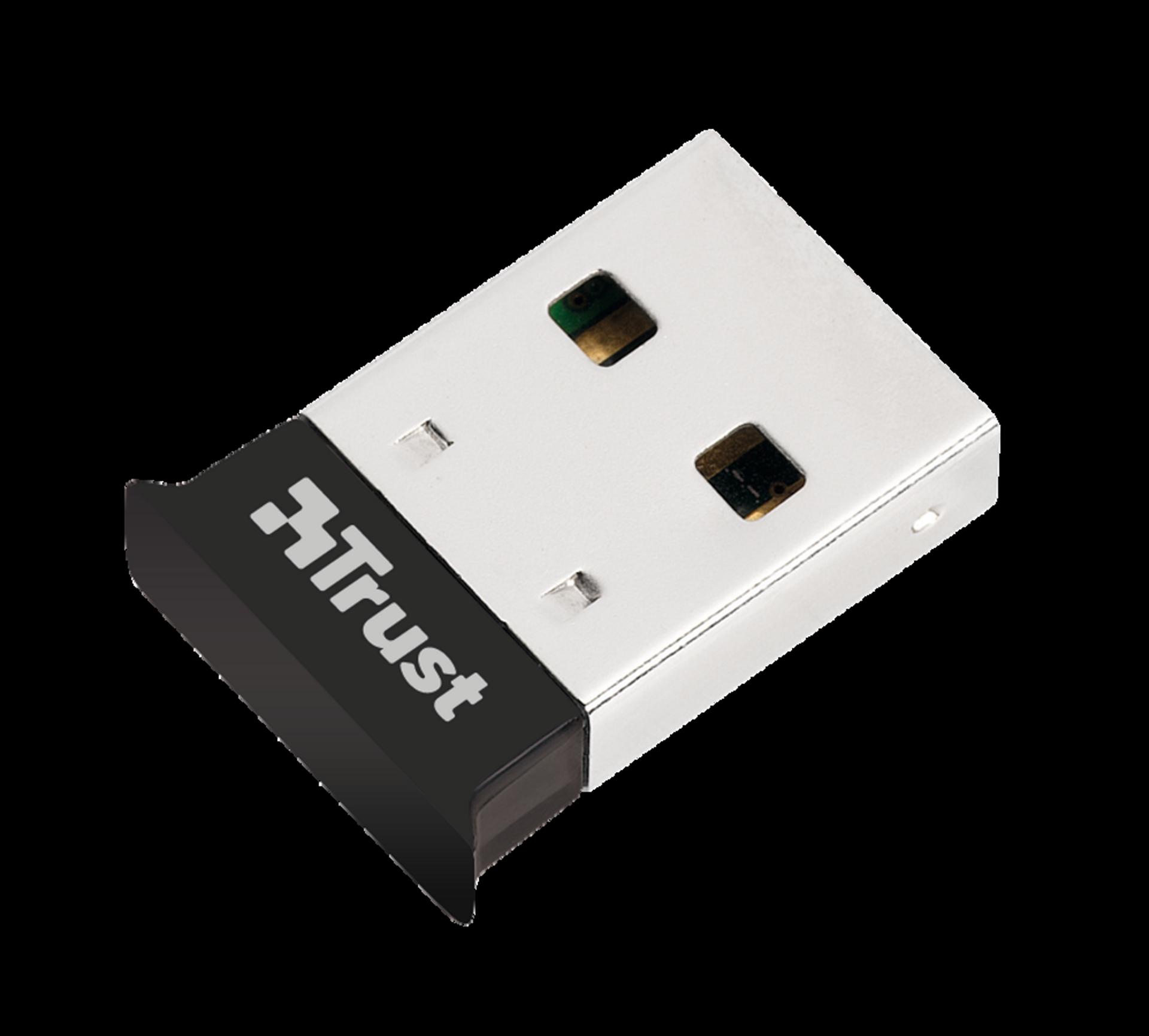 BT adapter TRUST Bluetooth 4.0. USB Adapter - 18187