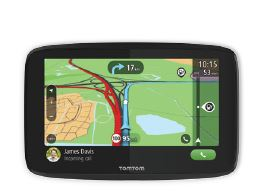 AKCE: TomTom GO Essential 6' Europe, Wi-Fi, LIFETIME mapy