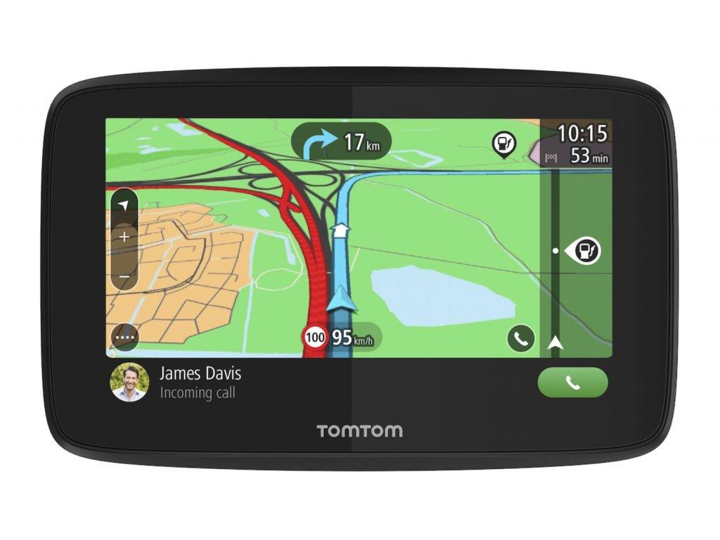 TomTom GO Essential 5'' Europe, Wi-Fi, LIFETIME mapy