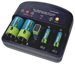 Nabíječka baterií MW 9168GS