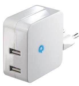 Univerzální duální USB adaptér do sítě 4.2 A max