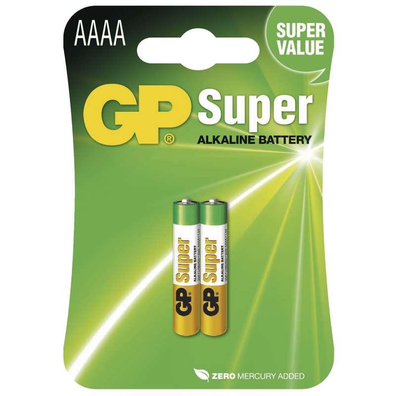 Alkalická Baterie GP 25A - 2ks - 1021002512