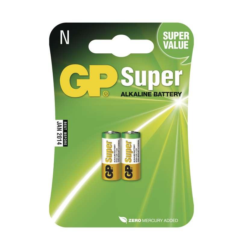Alkalická Baterie GP 910A - 2ks - 1021091012