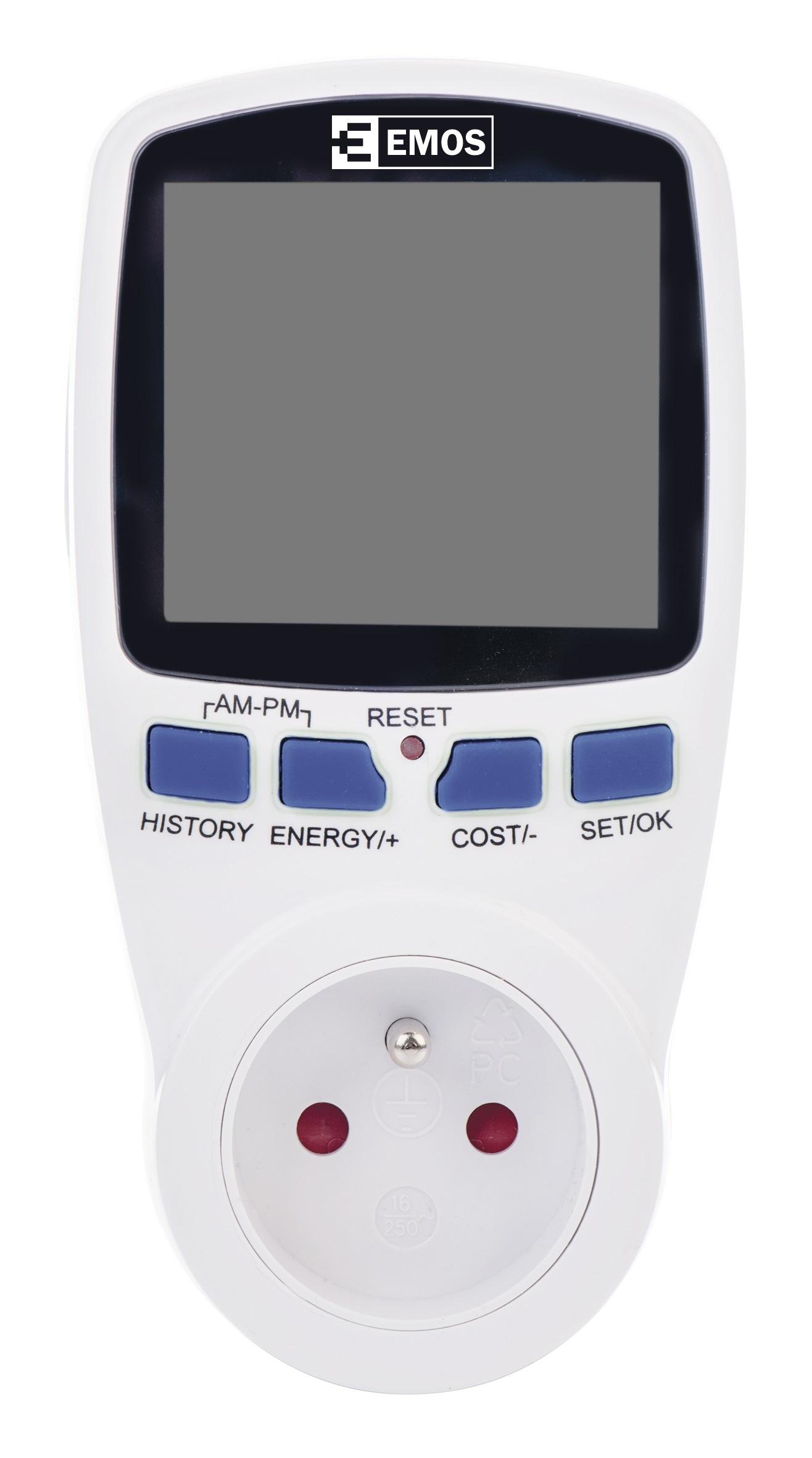 Wattmetr (měřič spotřeby energie)