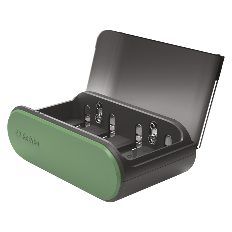 GP Univerzální inteligentní nabíječka bat.  B631 - 1604863100