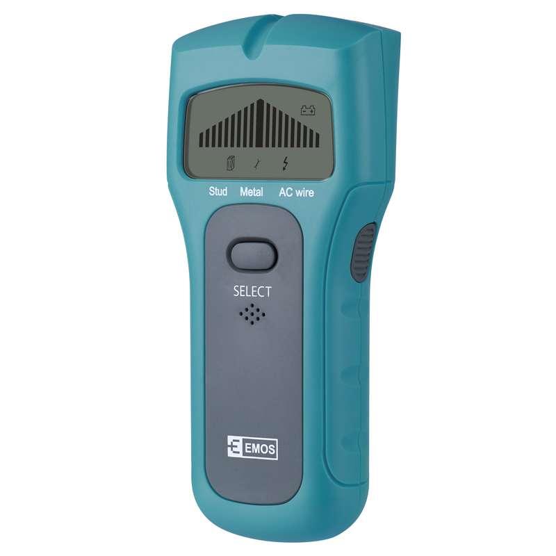 Detektor kovu, dřeva a AC vedení (EM0501) - 2206000010