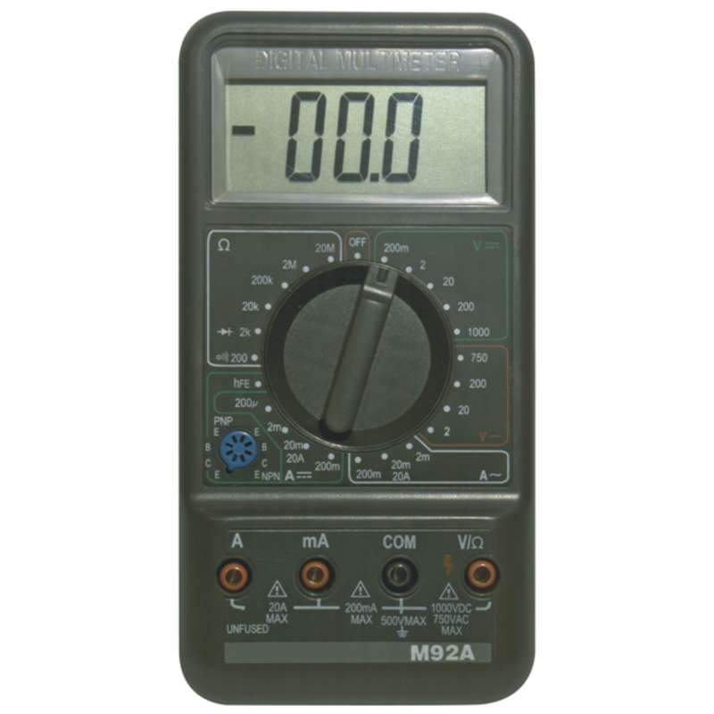 Multimetr M92A