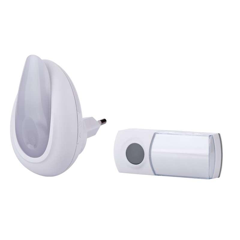 Bezdrátový zvonek s optickou signalizací - 3402023000