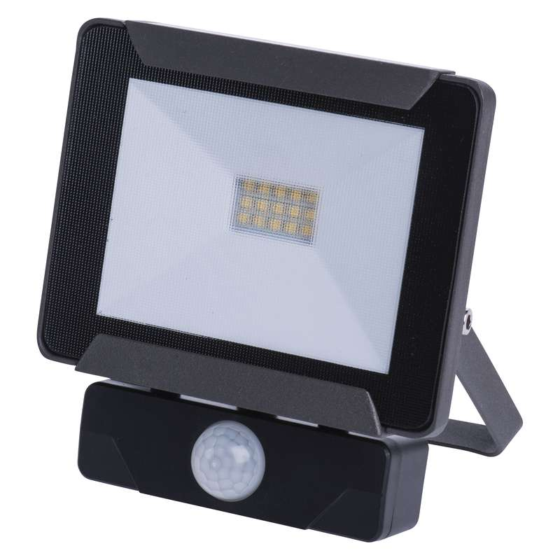 LED REFLEKTOR+PIR IDEO SLIM-10W, 800 Lum, 4000K