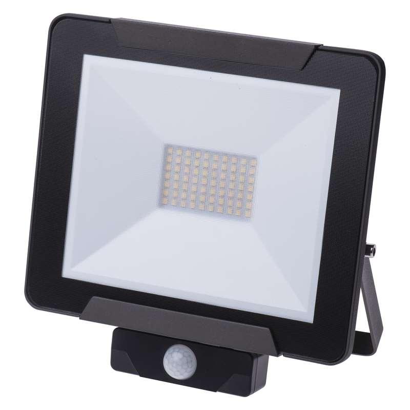 EMOS LED REFLEKTOR+PIR IDEO SLIM-50W, 4000 Lum, 4000K - 1531271041