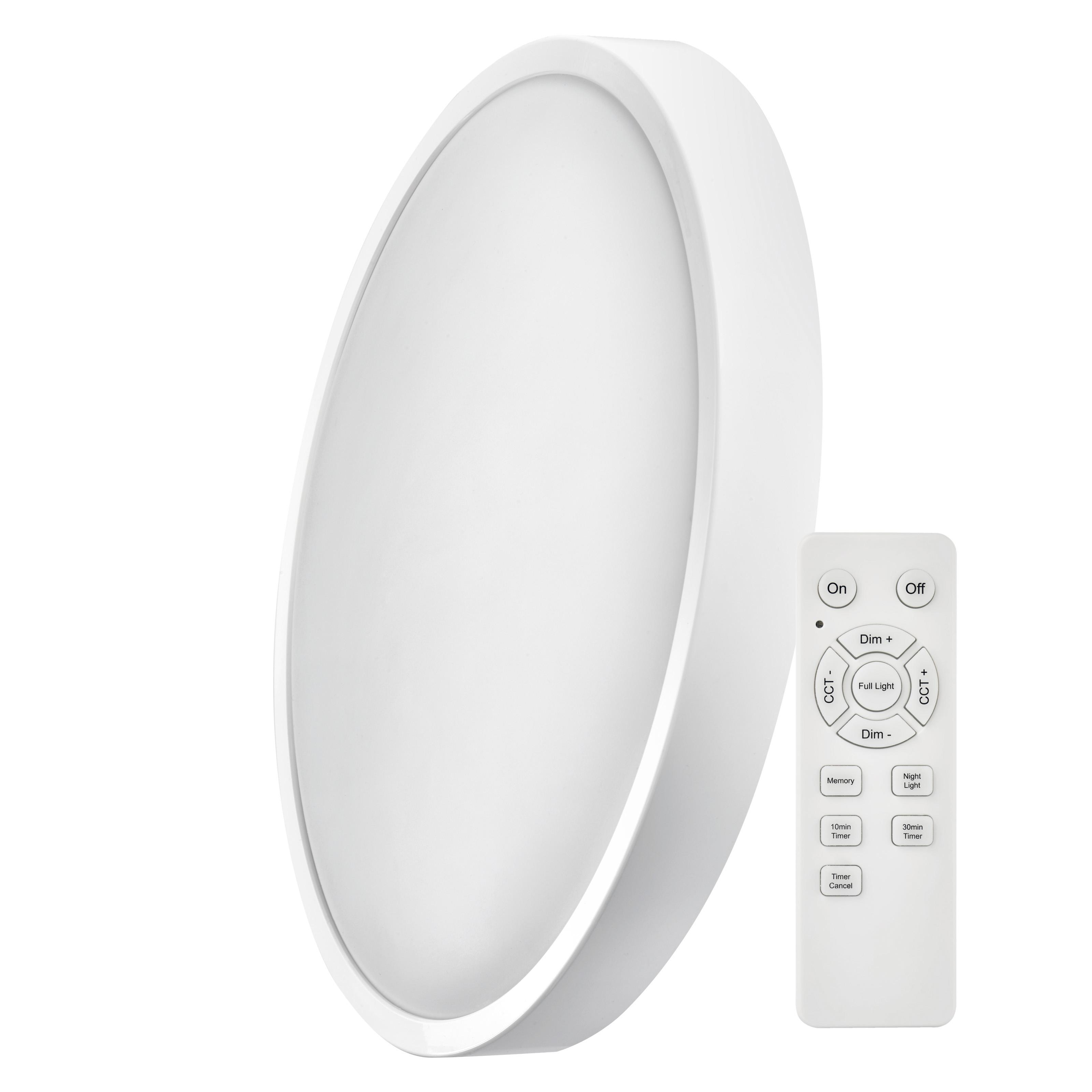 EMOS LED EXCLUSIV přisazené svítidlo 411mm - stmívatelné