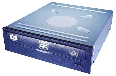DVDRW/RAM Lite-On iHAS124 24x SATA černá bulk - iHAS124-14