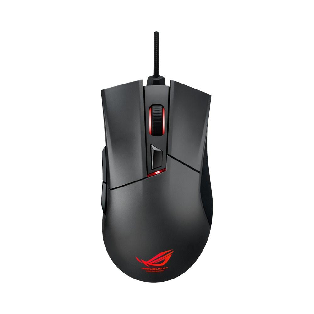 ASUS ROG Gladius gaming mouse + Dárek Echelon gaming pad za 1 CZK/0,05 EUR