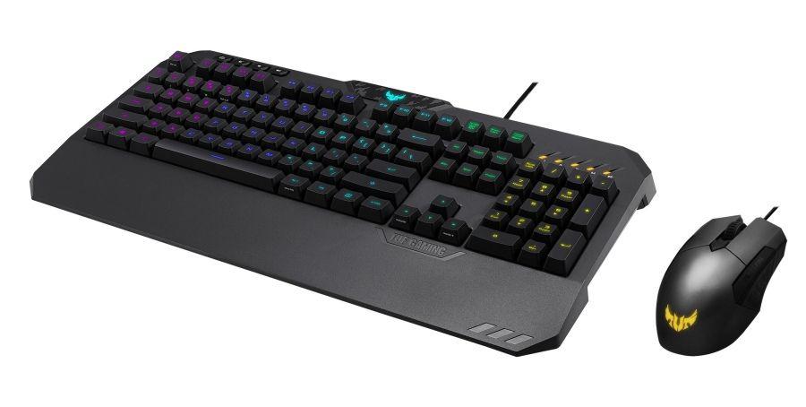 ASUS TUF GAMING COMBO / CZ (TUF Gaming K5 RGB + myš RGB M5)