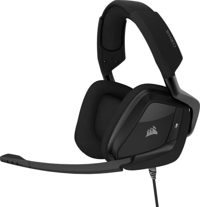 CORSAIR herní headset Void ELITE Surround Carbon