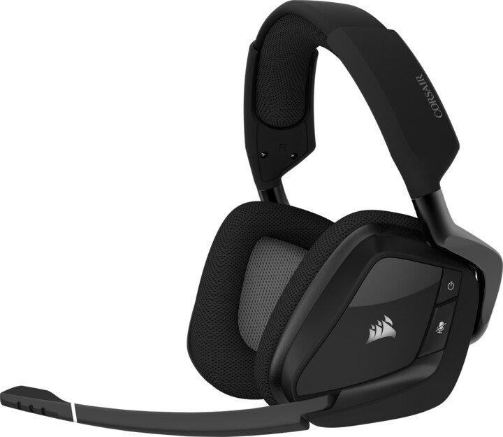 CORSAIR herní bezdrátový headset Void ELITE Carbon