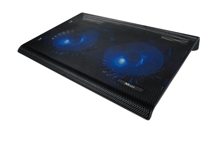 stojan TRUST Azul Laptop Cooling Stand with dual fans