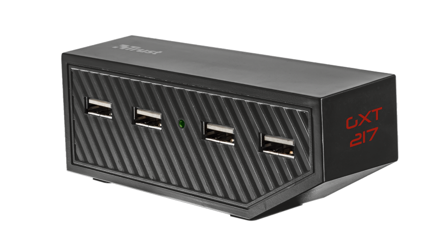 Rozbočovač TRUST GXT 217 USB Hub for Xbox One