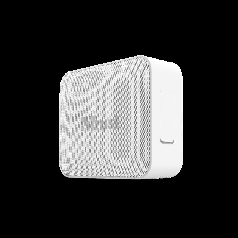 TRUST Zowy bluetooth speaker - white - 23779