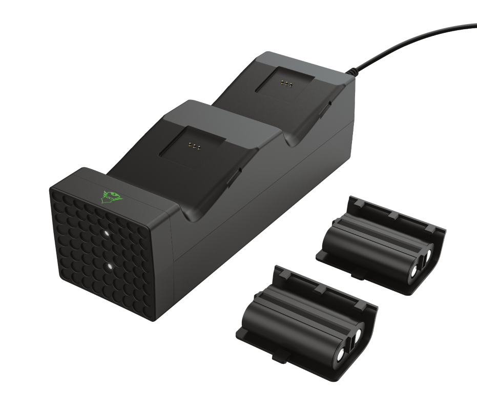 TRUST GXT250 DUO CHARGE DOCK XBSX - 24177