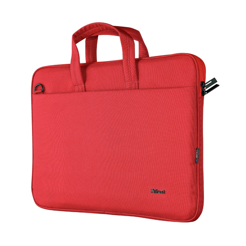 TRUST BOLOGNA LAPTOP BAG 16'' ECO RED - 24449