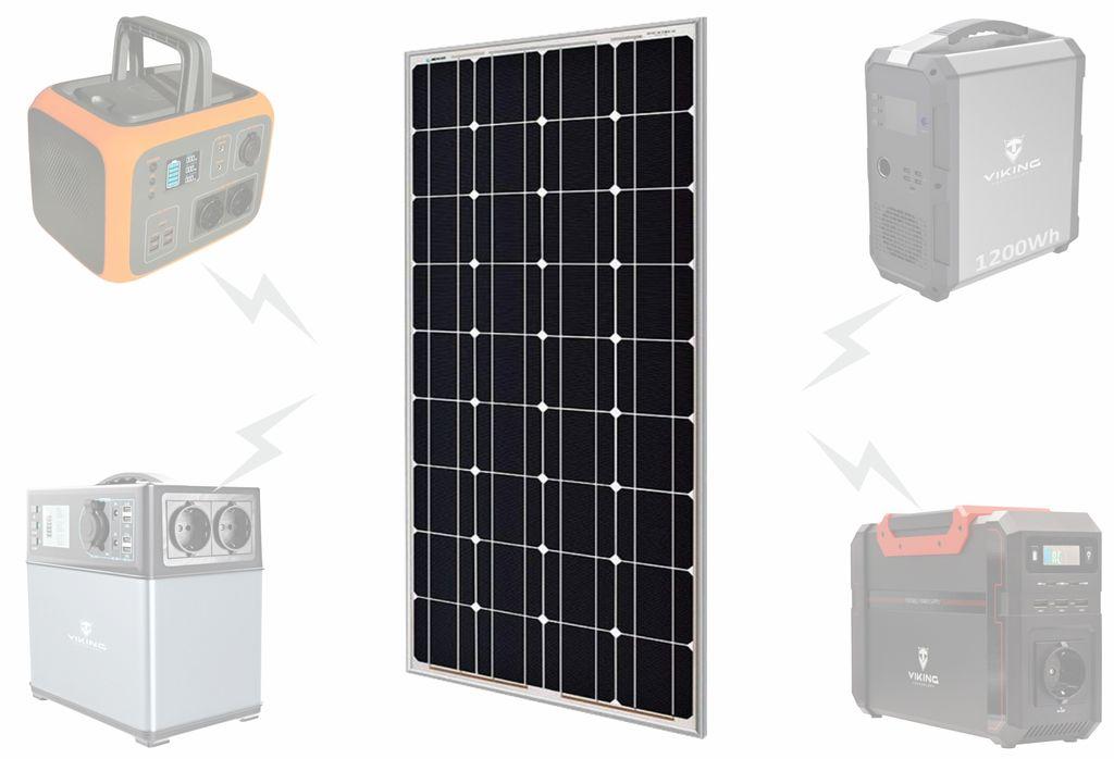 Solární panel VIKING SCM120 - VSPSCM120
