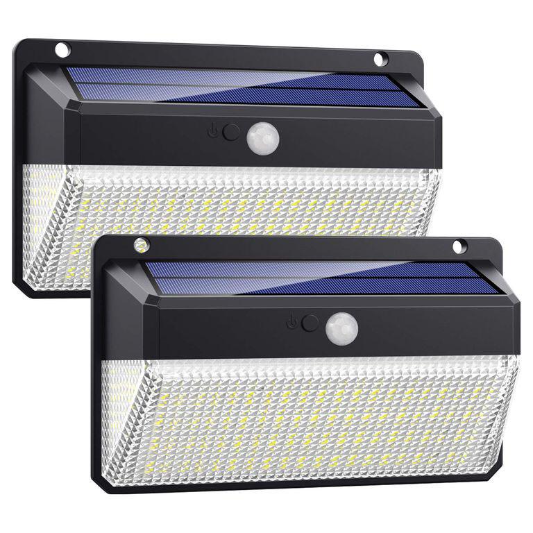 Venkovní solární LED světlo s pohybovým senzorem M228 - M228