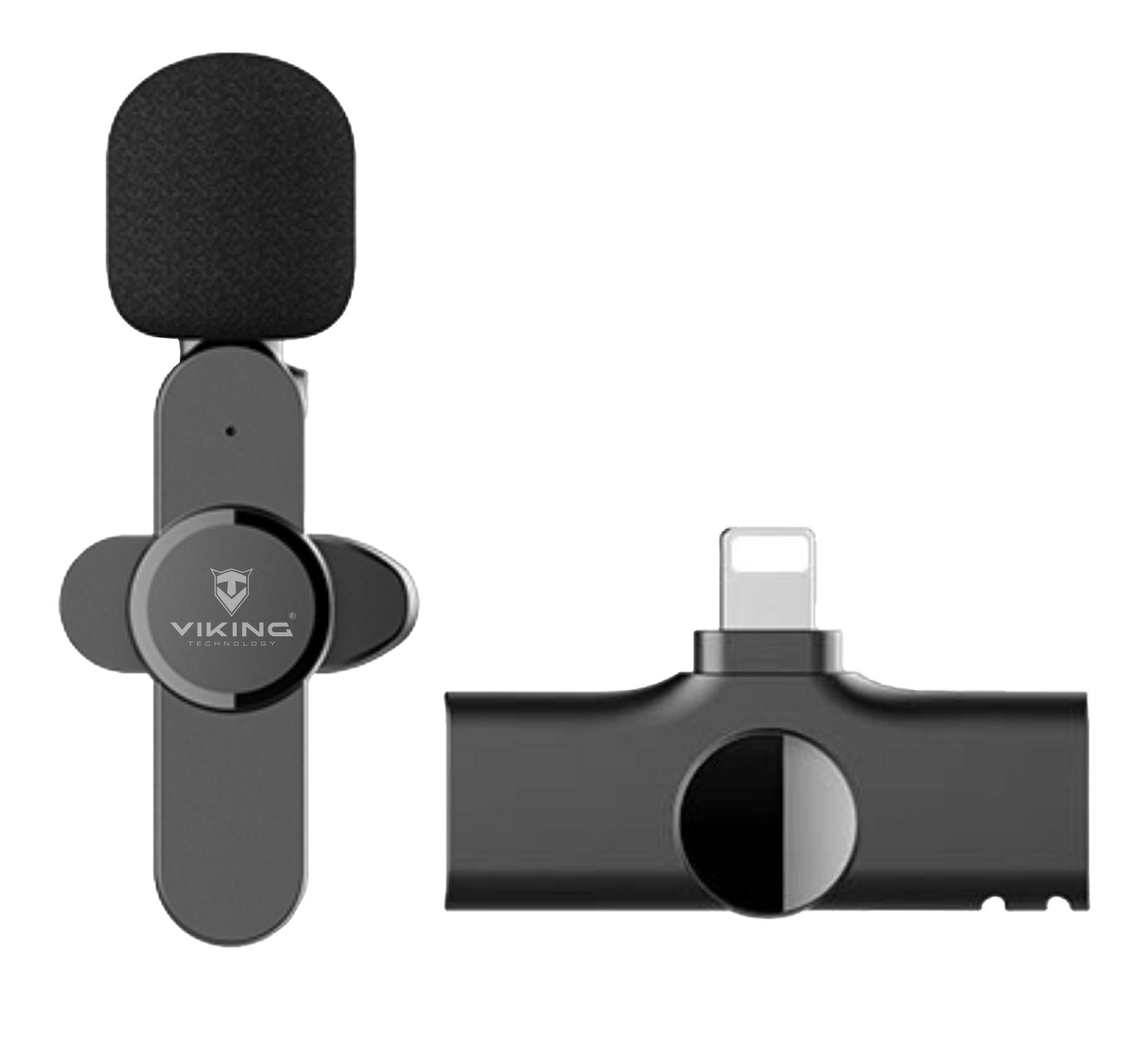Bezdrátový mikrofon Viking M360/Lightning - VM360L