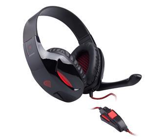 Herní sluchátka s mikrofonem Natec Genesis H44