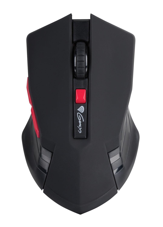 Herní bezdrátová optická myš Natec Genesis GV44