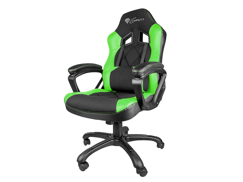 Herní křeslo Genesis Nitro 330 černo-zelené