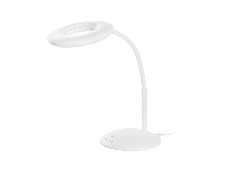 LED stolní lampa NATEC FIREFLY PRO 24LED, 5W