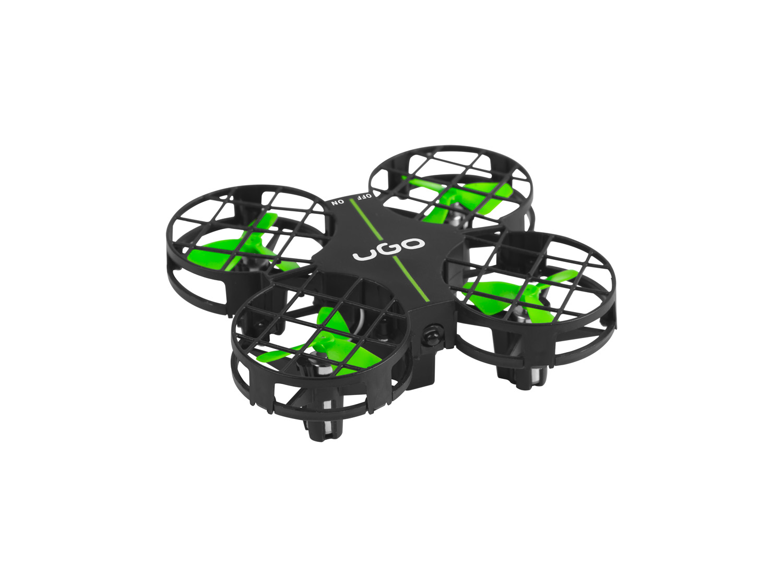 Dron UGO Zephir 2.0, automatická stabilizace výšky, automatický vzlet a přistání
