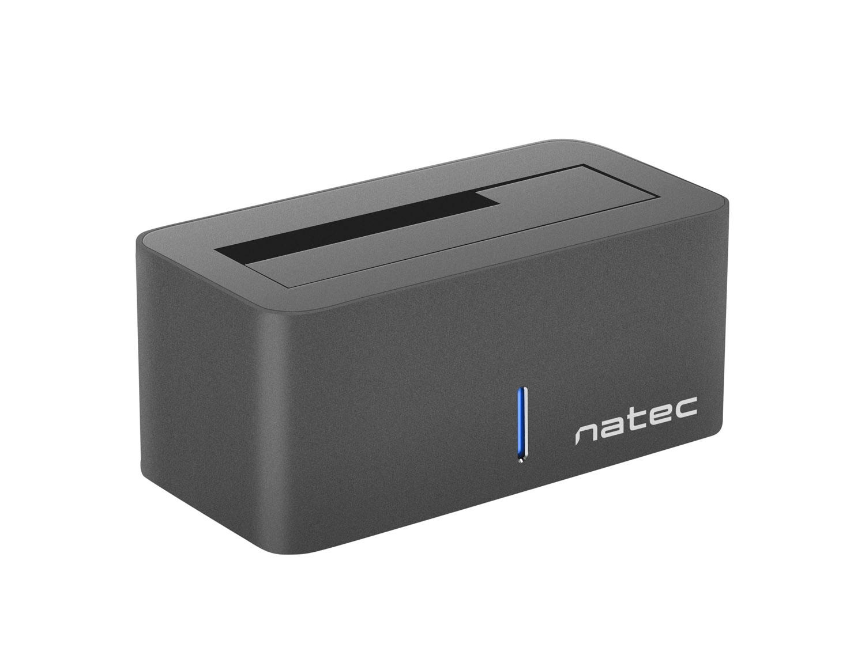 Dokovací stanice pro HDD 2,5''/3,5'' USB 3.0 Natec Kangaroo, včetně napájecího adaptéru - NSD-0954