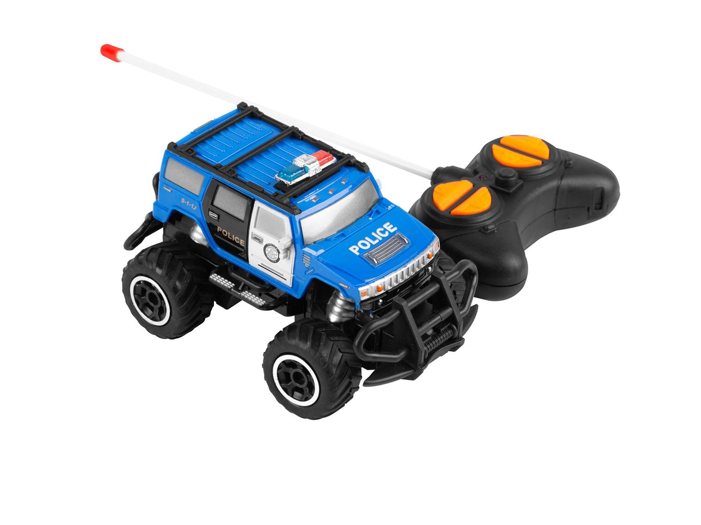 Ugo Police - auto na dálkové ovládání 1:43, 10 km/h - URC-1328