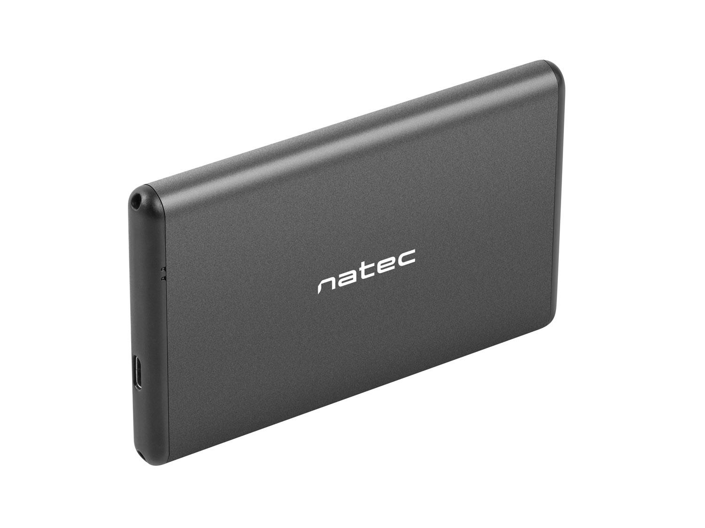 Externí box pro HDD/SSD 2,5'' USB-C 3.1 Natec Rhino-C - NKZ-0942