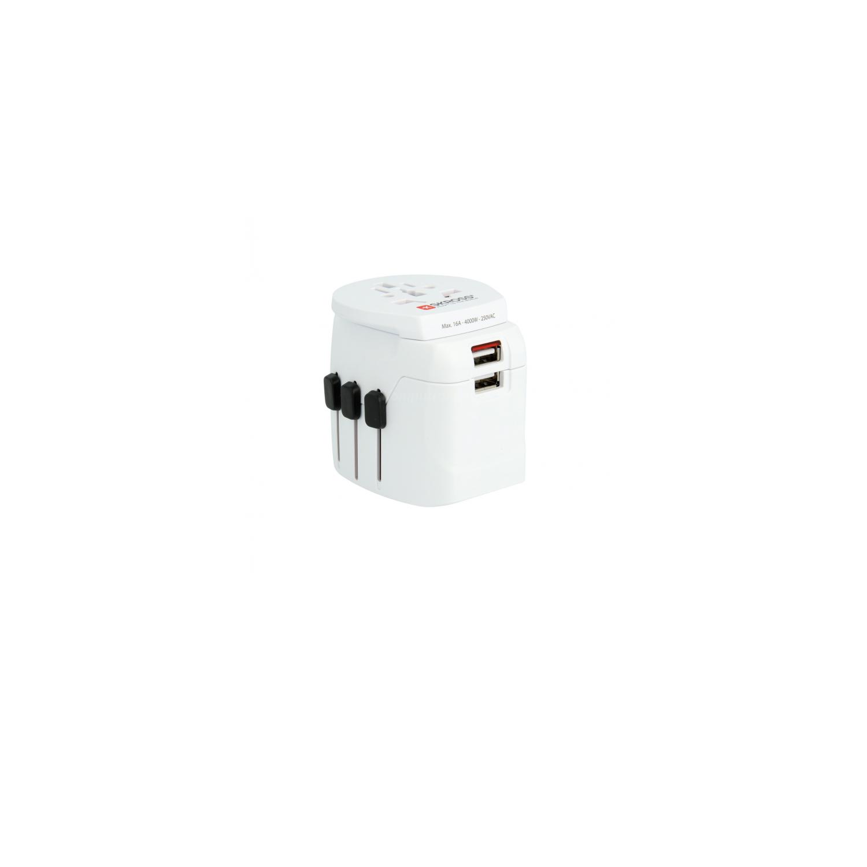 SKROSS PRO World+USB cestovní adaptér