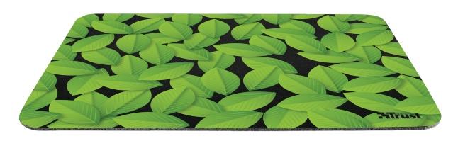 podložka TRUST Eco-friendly Mouse Pad-green leaves
