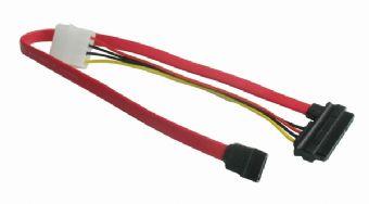 Kabel SATA napájecí + datový combo