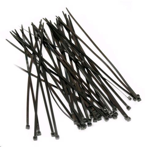 Kabel CABLEXPERT páska vázací 250 x 3.6 mm, 100ks - NYTFR-250x3.6