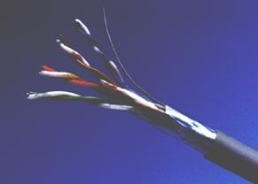 GEMBIRD Eth kabel FTP licna(lanko)  c5e 305m
