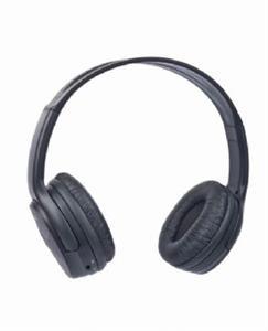 GEMBIRD Sluchátka BHP-002 Bluetooth, černá