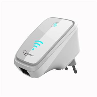 GEMBIRD  Eth WIFI repeater 300 Mbps, bílý