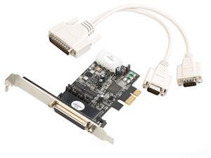 i-tec PCI-E POS Card 2x Powered RS232 DC 5/12V
