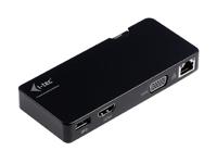 i-tec USB 3.0 Travel Docking Station HDMI or VGA