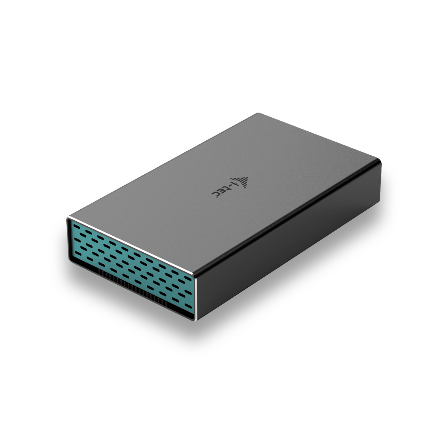 i-tec USB-C 3.5'' SATA HDD Metal External case