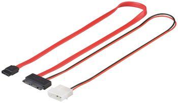 Premiumcord Kabel pro připojení disků s rozhraním Micro SATA - kfsa-26