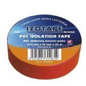 PremiumCord Izolační páska PVC 15/10 červená - zvpep03