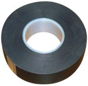 PremiumCord Izolační páska vulkalizační 25mm/5m černá - zvpep08