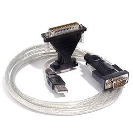 PremiumCord USB - RS 232 převodník - ku232